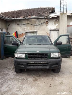 Opel frontera - imagine 15