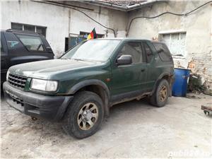 Opel frontera - imagine 16