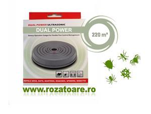 Aparat Profesional Anti insecte si daunatori Dual Power 220 m² - imagine 2
