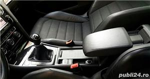 Golf 7 RAR EFECTUAT camera video, trapa panoramica electrica, piele, pornire fara cheie, clima, Led - imagine 13
