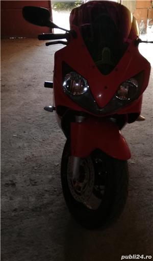 Honda CBR 600 F4i - imagine 3