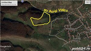 Teren Deva 26.000mp (2,6ha) strada Olarilor - imagine 4