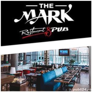 THE MARK Restaurant&Pub isi mareste echipa! - imagine 1