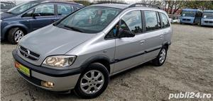 Opel zafira - imagine 13