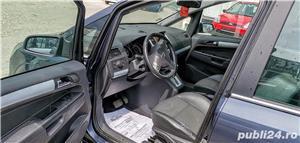 Opel zafira - imagine 8