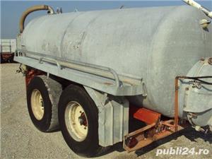 Cisterna INOX si vidanje - imagine 5