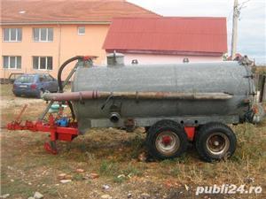 Cisterna INOX si vidanje - imagine 7