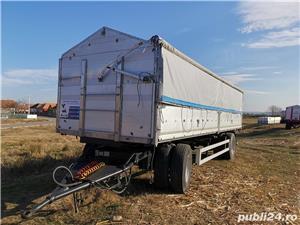Remorcă basculabilă pentru agricole - imagine 11