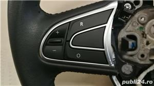 Volan piele cu comenzi Renault Megane IV , Kadjar, Talisman - imagine 5