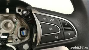Volan piele cu comenzi Renault Megane IV , Kadjar, Talisman - imagine 4