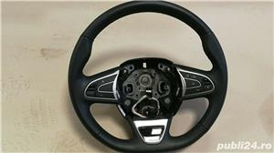Volan piele cu comenzi Renault Megane IV , Kadjar, Talisman - imagine 1