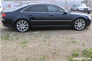 Audi A8 3.0TDI QUATTRO 4x4 Incalzire scaune fata & spate Webasto Trapa Suspensie Rate Credit Leasing - imagine 16