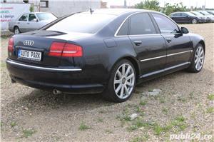 Audi A8 3.0TDI QUATTRO 4x4 Incalzire scaune fata & spate Webasto Trapa Suspensie Rate Credit Leasing - imagine 13