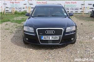 Audi A8 3.0TDI QUATTRO 4x4 Incalzire scaune fata & spate Webasto Trapa Suspensie Rate Credit Leasing - imagine 2