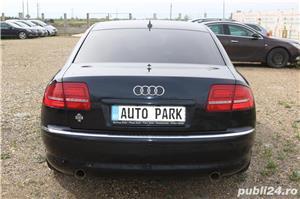 Audi A8 3.0TDI QUATTRO 4x4 Incalzire scaune fata & spate Webasto Trapa Suspensie Rate Credit Leasing - imagine 10