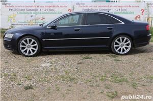 Audi A8 3.0TDI QUATTRO 4x4 Incalzire scaune fata & spate Webasto Trapa Suspensie Rate Credit Leasing - imagine 7