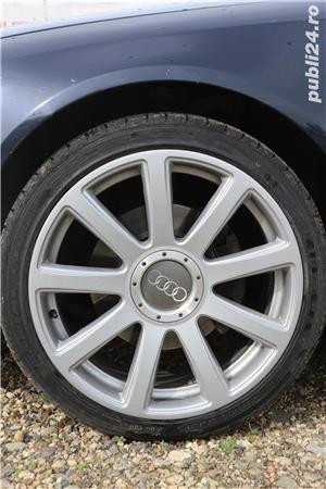 Audi A8 3.0TDI QUATTRO 4x4 Incalzire scaune fata & spate Webasto Trapa Suspensie Rate Credit Leasing - imagine 19