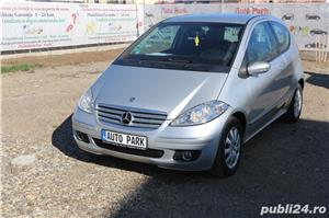 Mercedes-benz Clasa A180cdi Climatronic Mahon Ideala de oras Rate Credit Leasing - imagine 1