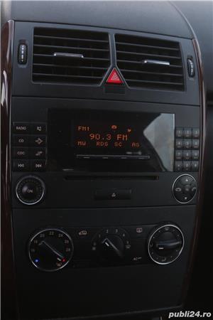 Mercedes-benz Clasa A180cdi Climatronic Mahon Ideala de oras Rate Credit Leasing - imagine 7