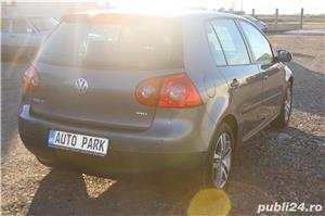 VW Golf 5 V 1.9TDI Volanta + Kit ambreiaj Nou Navigatie DVD Rate Credit Leasing - imagine 13