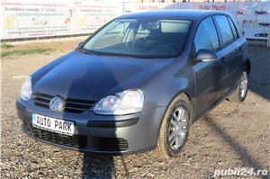 VW Golf 5 V 1.9TDI Volanta + Kit ambreiaj Nou Navigatie DVD Rate Credit Leasing - imagine 1