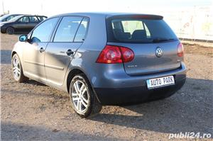 VW Golf 5 V 1.9TDI Volanta + Kit ambreiaj Nou Navigatie DVD Rate Credit Leasing - imagine 11