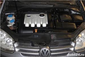 VW Golf 5 V 1.9TDI Volanta + Kit ambreiaj Nou Navigatie DVD Rate Credit Leasing - imagine 15