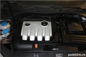 VW Golf 5 V 1.9TDI Volanta + Kit ambreiaj Nou Navigatie DVD Rate Credit Leasing - imagine 16