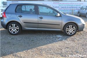 VW Golf 5 V 1.9TDI Volanta + Kit ambreiaj Nou Navigatie DVD Rate Credit Leasing - imagine 19
