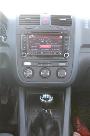 VW Golf 5 V 1.9TDI Volanta + Kit ambreiaj Nou Navigatie DVD Rate Credit Leasing - imagine 8