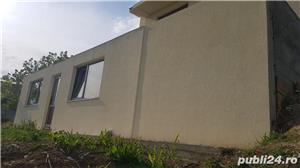 Casa S+P+E,6 camere,240 mp,zona Dealuri,teren 640 mp,semifinisata, - imagine 2