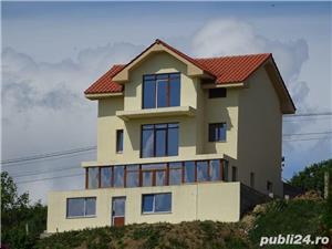 Casa S+P+E,6 camere,240 mp,zona Dealuri,teren 640 mp,semifinisata, - imagine 1