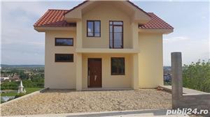 Casa S+P+E,6 camere,240 mp,zona Dealuri,teren 640 mp,semifinisata, - imagine 4