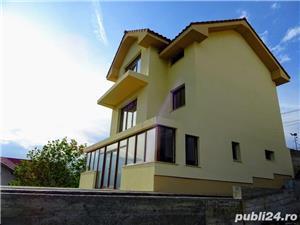 Casa S+P+E,6 camere,240 mp,zona Dealuri,teren 640 mp,semifinisata, - imagine 6