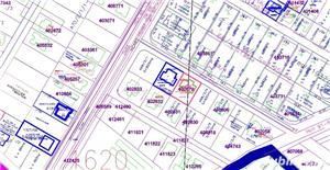 De vanzare  830 mp, strada urbanizata si locuita; In spate la Selgros strada Petru Tutea - imagine 1