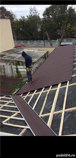 Acoperisuri mansardari, Reparati acoperisuri - imagine 10