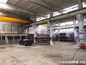 Inchiriere spatiu industrial hala Basarabia - Faur, Bucuresti - imagine 4