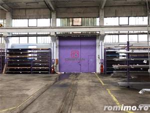 Inchiriere spatiu industrial hala Basarabia - Faur, Bucuresti - imagine 1