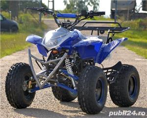 ATV Grizzly R8  - imagine 5