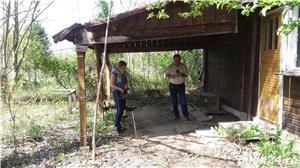 Téren cu o casa din lemn in Ungaria - imagine 2