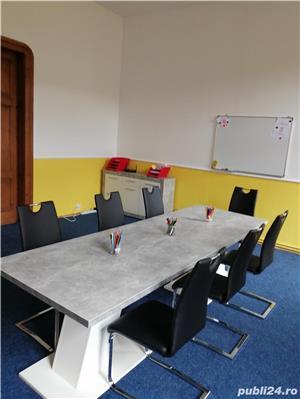 Birou/Sala de curs cu plata pe ora - imagine 3