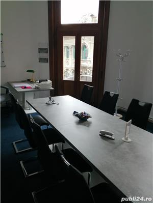 Birou/Sala de curs cu plata pe ora - imagine 2