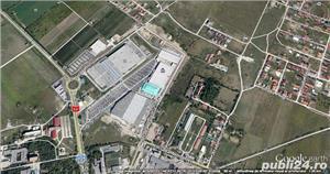De vanzare pentru dezvoltare de locuinte colective sau servicii, zona Hornbach-Aradului ,  7900 mp - imagine 4