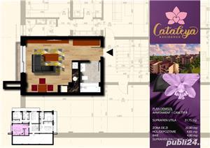 Apartament 1 camera, Bucium, bloc nou, direct la dezvoltator, comision 0% - imagine 1