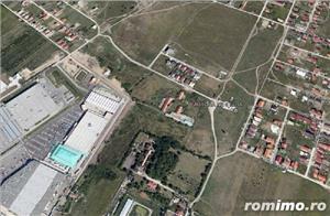 De vanzare teren pentru dezvoltare de locuinte colective, zona Hornbach-Aradului , suprafata 7900 mp - imagine 5
