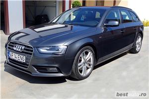 AUDI A4 - 2.0 TDi - S-Line - Quattro - imagine 1