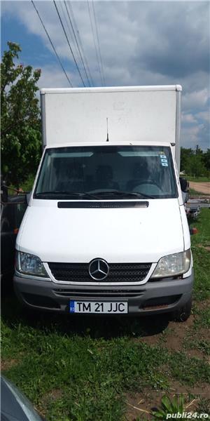 Mercedes-benz Sprinter 313 cdi - imagine 3