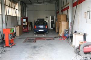 Ploiesti, in zona de Sud, vanzare service auto multi functional cu vad format - imagine 8