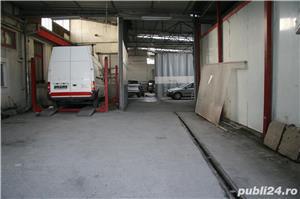 Ploiesti, in zona de Sud, vanzare service auto multi functional cu vad format - imagine 4