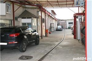 Ploiesti, in zona de Sud, vanzare service auto multi functional cu vad format - imagine 1
